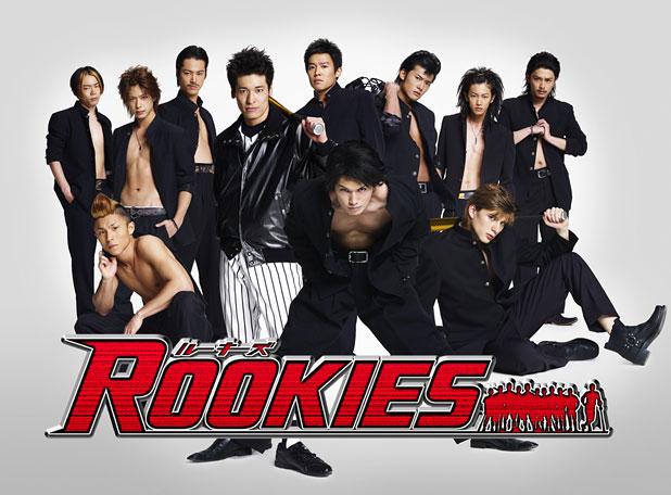 إعادة رفع  الدراما اليابانية التي جعلتني استمتع من قلبي ●• Rookies •●,أنيدرا